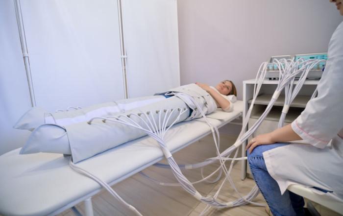 Прессотерапия для борьбы с лишним весом