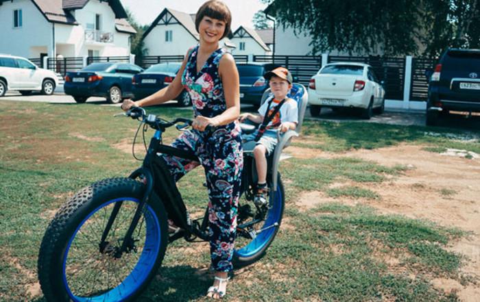 Велопрогулки на фэтбайках в Бузулукском бору