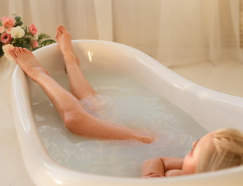 Домашний санаторий в ванне