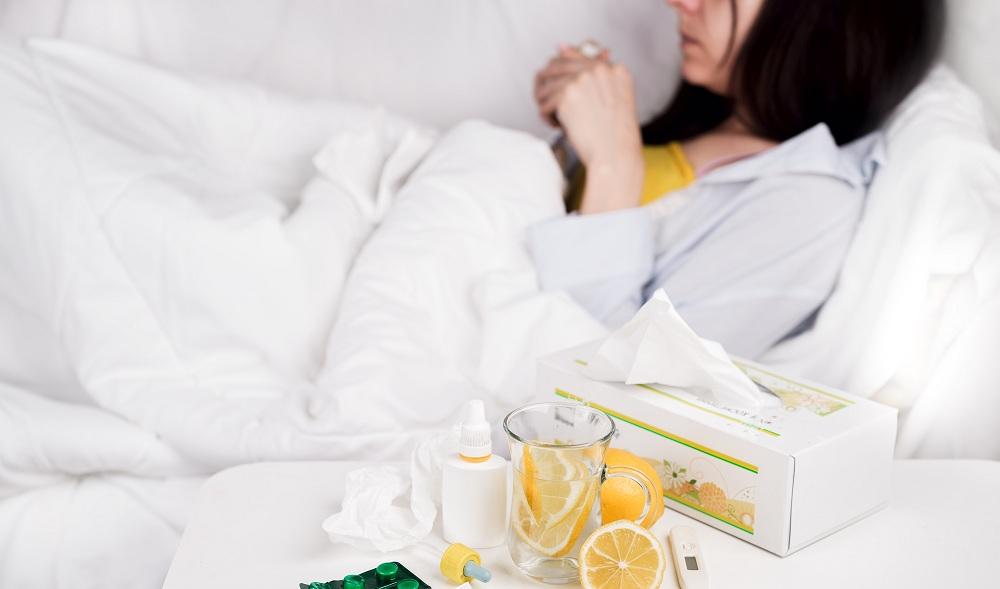 Как прогнать простуду