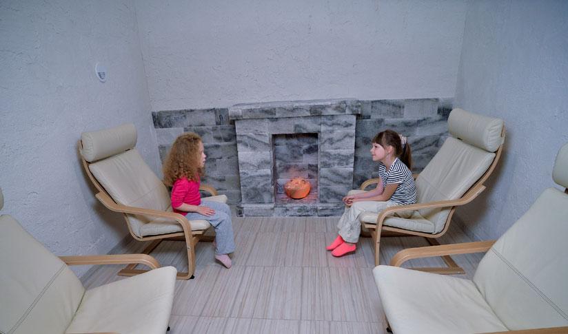 Галотерапия как современный метод лечения