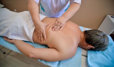 Преимущества лечебного массажа
