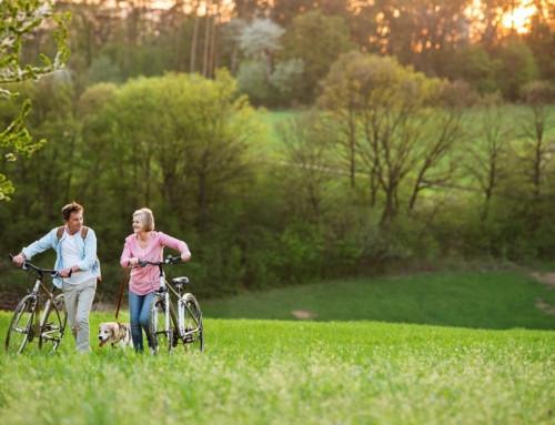 Активный отдых в Санатории: здоровье и долголетие