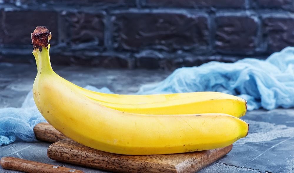 Банан – необычное лекарство от кашля