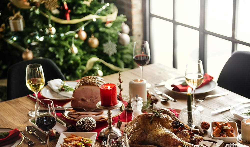 Как уменьшить последствия новогоднего застолья