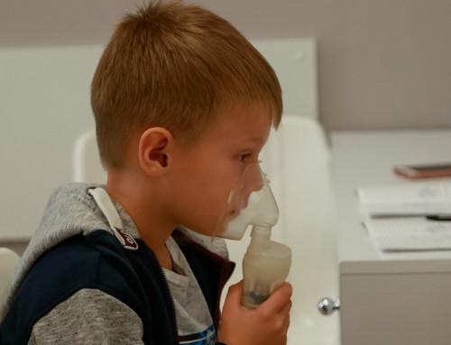 Лечение с помощью небулайзера для детей