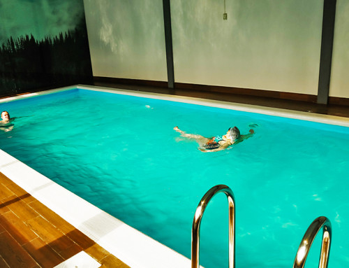 Укрепление сердца при помощи бассейна
