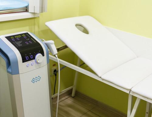 Подготовка и проведение ударно-волновой терапии