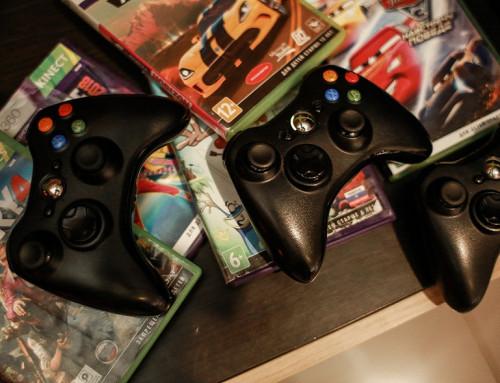 Xbox 360 + Kinect: играем и отдыхаем правильно