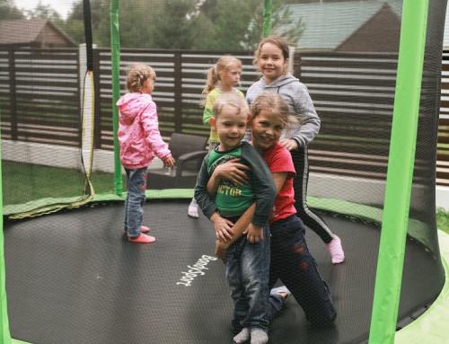Отдых для детей в Бузулукском Бору