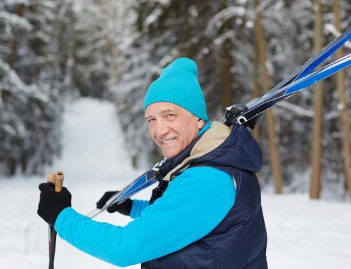 Лыжные прогулки по Бузулукскому Бору