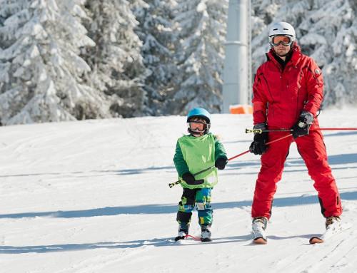 Польза прогулок на лыжах для здоровья