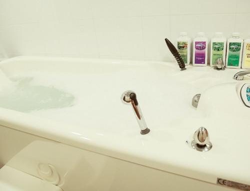 Гидромассажная ванна в Бузулукском Бору