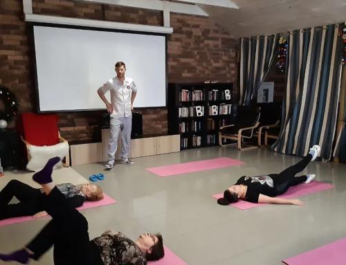 Оздоровительная гимнастика: 5 причин для тренировок
