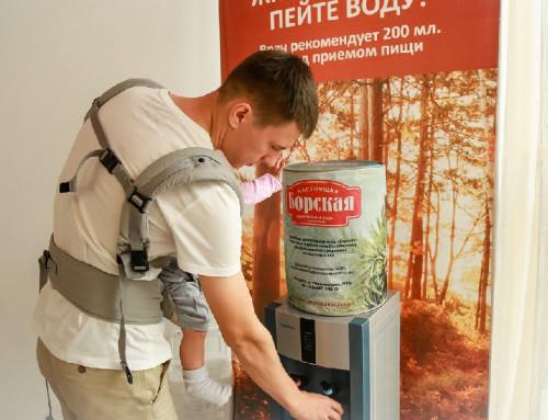Борская минеральная вода для лечения и оздоровления